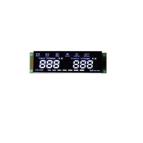 彩屏数码管定制仪器仪表显示屏专用医疗器械数码管