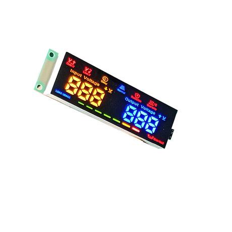 定制单色显示屏单路数温湿度控制器LED数码屏厂家直销
